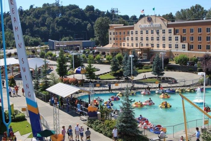 Tukwila Family Fun Center In Washington Will Be Your Favorite