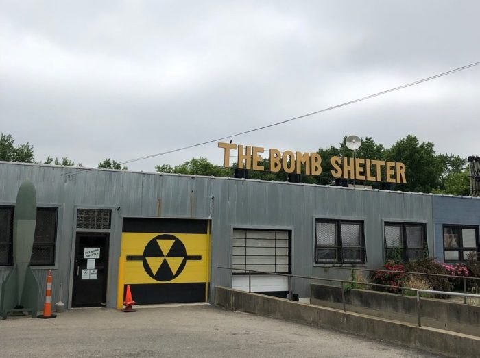 Fallout Shelter Nostalgia >> Retro Vintage Superstore In Ohio The Bomb Shelter