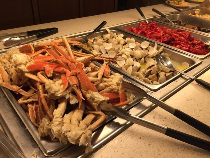 Captain John S Seafood Buffet Is A Food Lover S Paradise