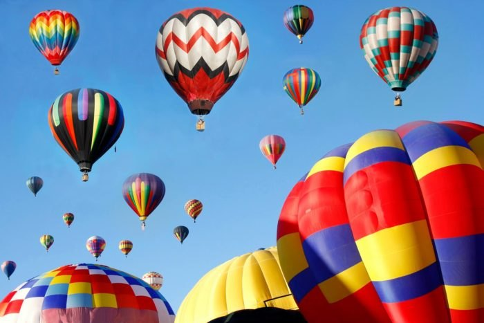 Northampton hot air balloon festival in massachusetts - Callaway gardens festival of lights ...
