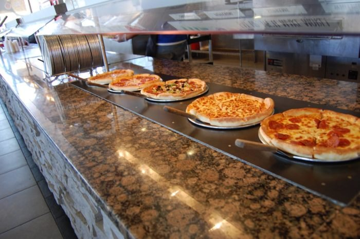 Astounding Stevi Bs Is A Delicious Pizza Buffet In Mechanicsville Home Interior And Landscaping Elinuenasavecom