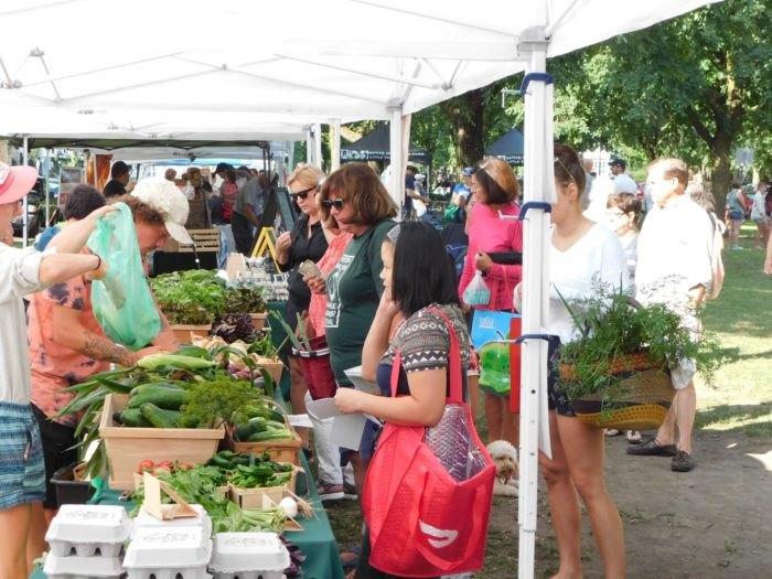 Elmwood Village Farmers Market Is Best Farmers Market In Buffalo