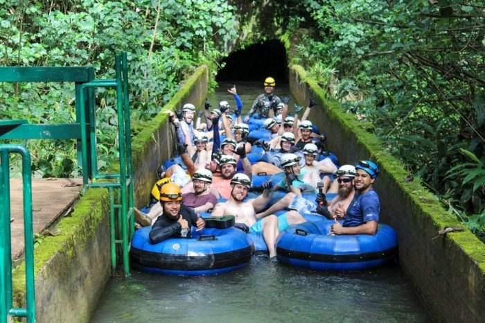 This Mountain Tubing Adventure Is A Must Have In Hawaii This