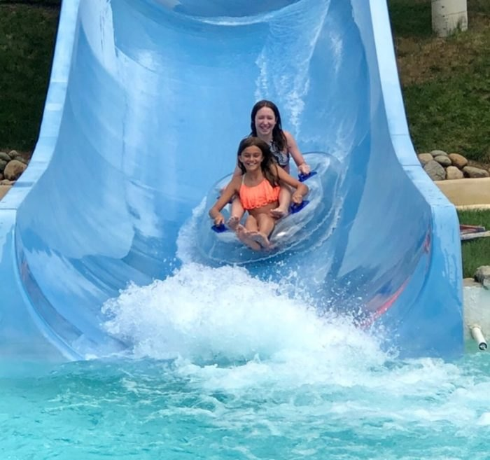 a visit to whales tale waterpark in new hampshire is tons