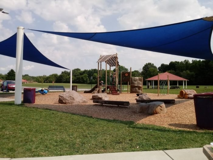 Williams Park In Brownsburg Indiana Is An Outdoor