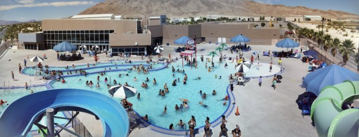 63e3ee316c9 Hollywood Aquatic Center is a vastly underrated destination when it comes  to water parks in Nevada, but it's so worth checking out.