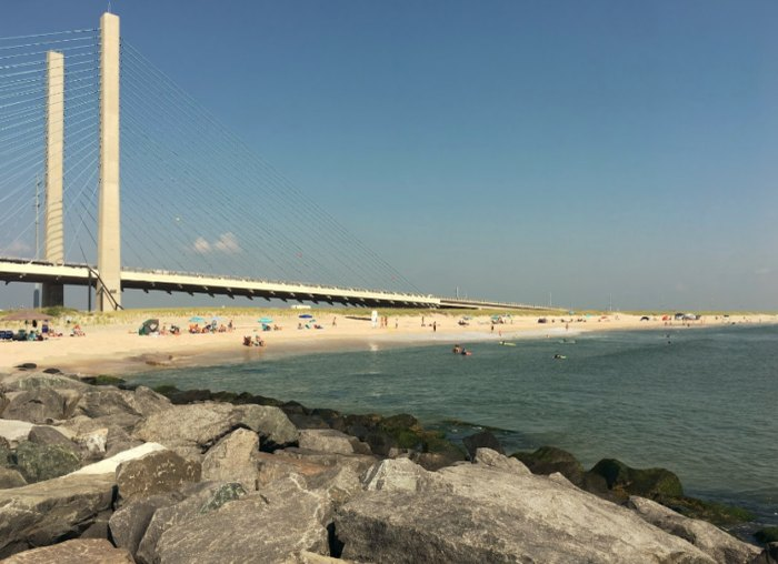 Coin Beach Is The Best Treasure Hunting Beach In Delaware