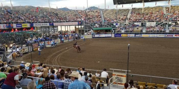 The Days Of 47 Rodeo Is A Utah Extravaganza You Won T Want