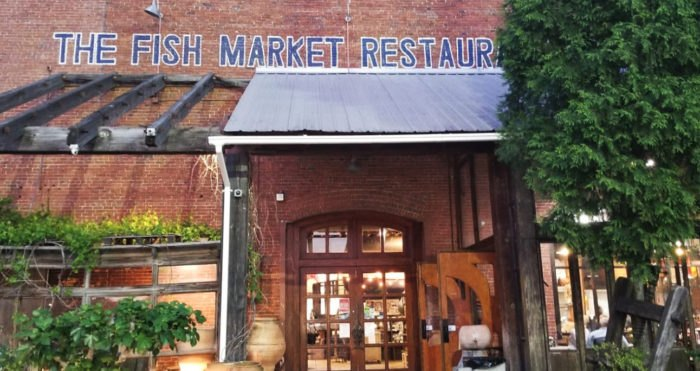 The Fish Market Restaurant In Birmingham Alabama With Best