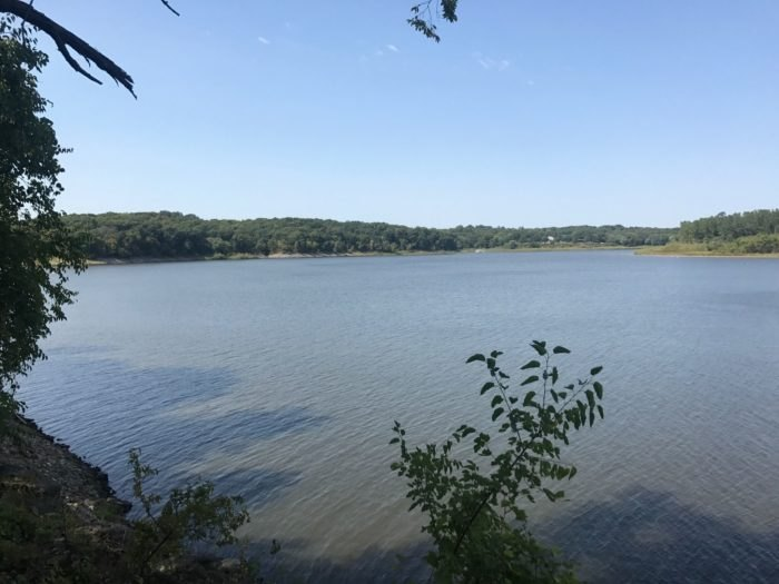 The Coralville Reservoir Hike Takes You To The Best Picnic