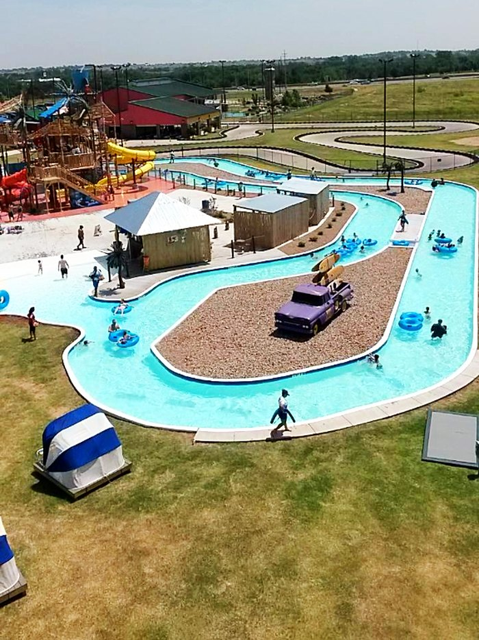 This Underrated Water And Adventure Park In Oklahoma Is The Most Fun You've Had In Ages