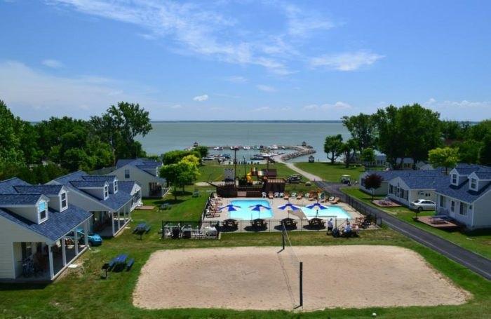 Best Beachfront Lodge In Ohio South