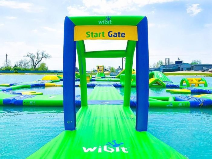 This Inflatable Water Park Near Cincinnati Now Offers The