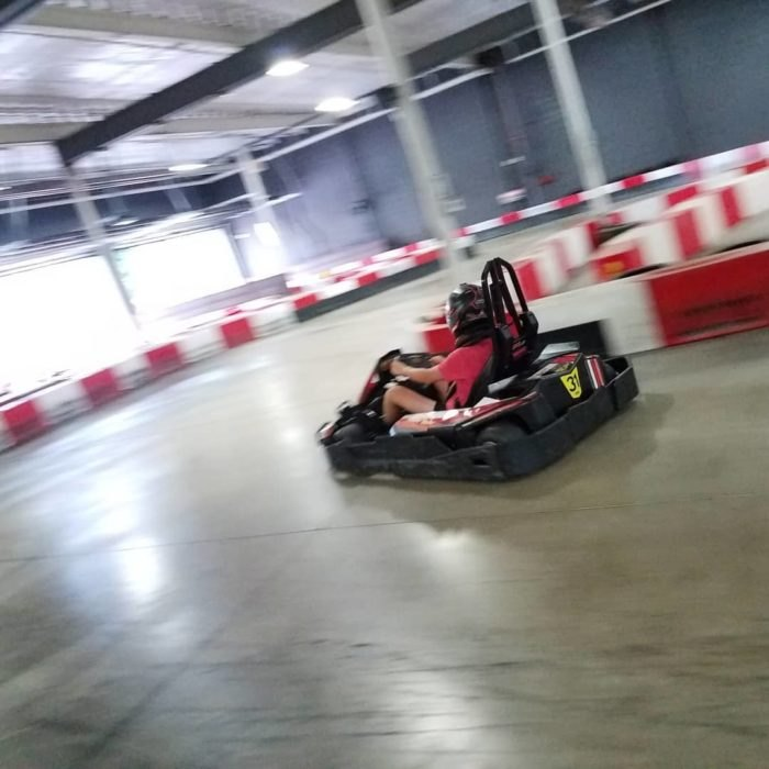 Indoor Go Karts Nashville >> The Most Unique Go Kart Track In Ohio High Voltage Indoor Karting