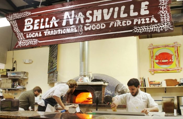 This Local Nashville Pizzeria Serves Up The Most Authentic Pies In The City