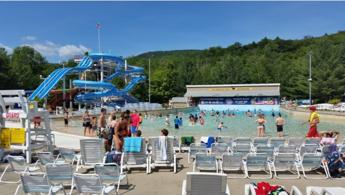 New Hampshire's Wackiest Water Park Will Make Your