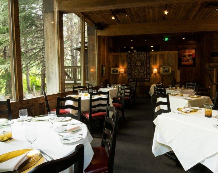 Tree Room At Sundance Resort Is A Magical Restaurant