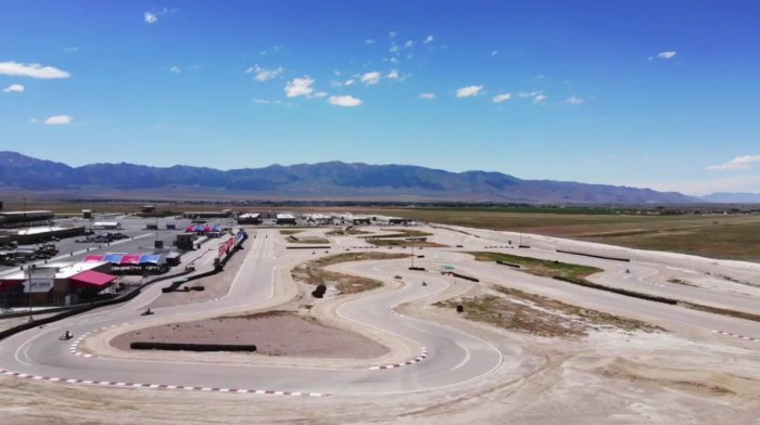 Utah Motorsports Campus Has The Largest Go-Kart Track In The State