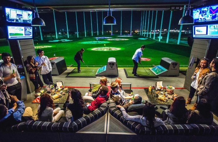 Top Golf In Midvale, Utah Is A Golf Adventure Unlike Any Other
