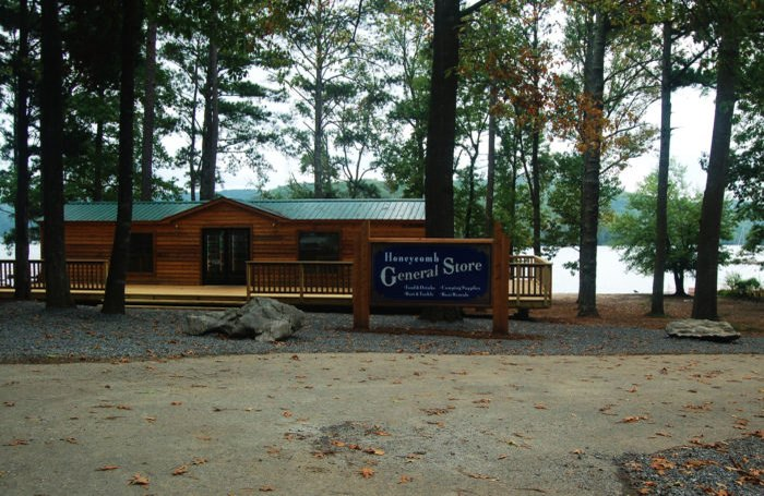 Honeycomb Campground In Grant Alabama Is A Massive Campground