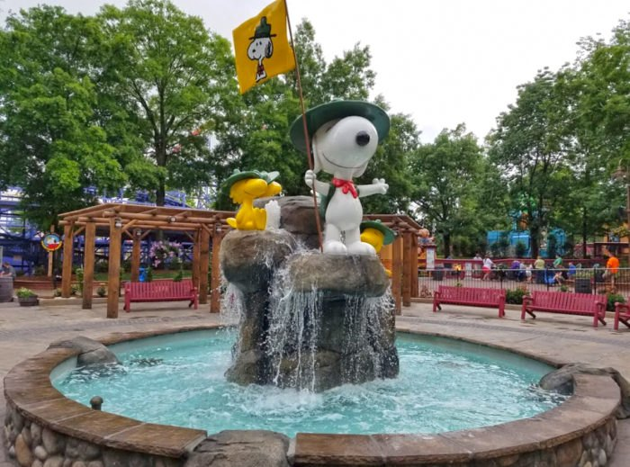 Carowinds Camp Snoopy - A Miniature Amusement Park In South