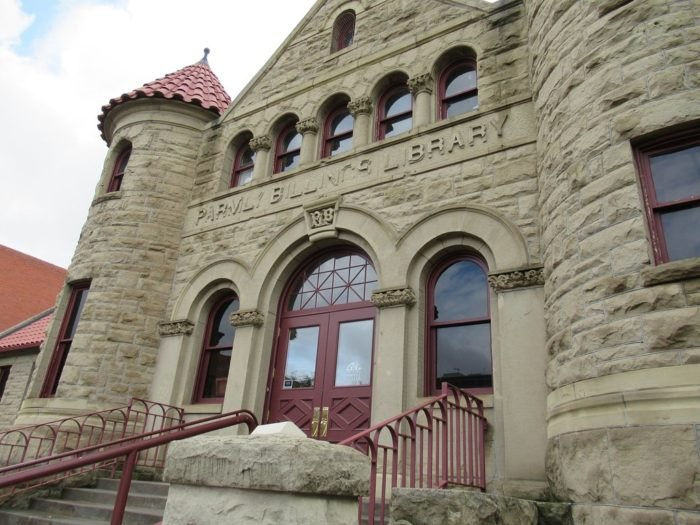 a reportedly haunted museum in montana