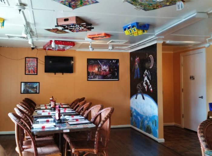 8 Wackadoodle Restaurants In Alabama That Are Downright Fun