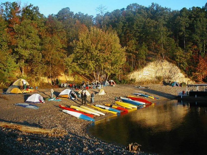 10 Budget Friendly Arkansas Campgrounds