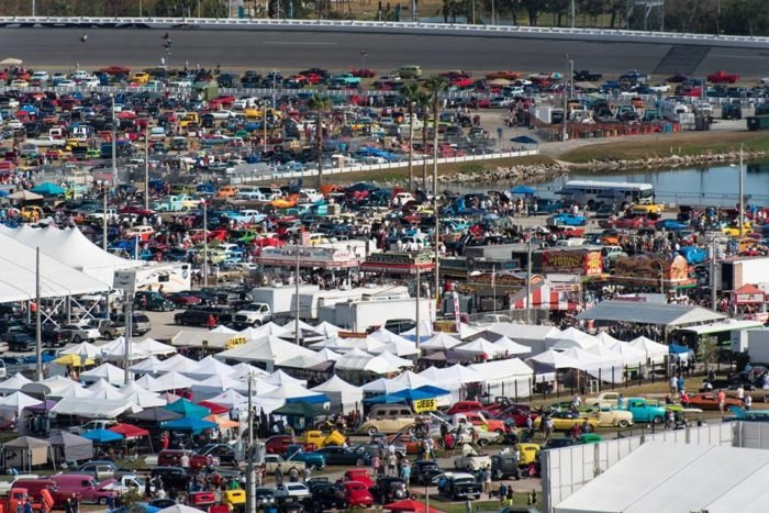 The Largest Classic Car Show Is The Premier Event In Florida