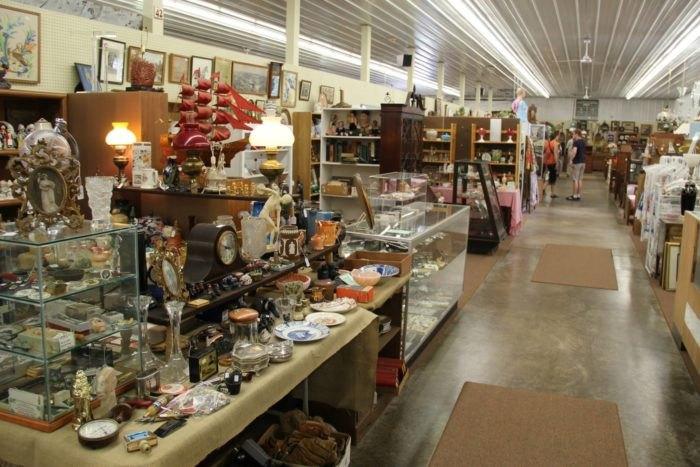 Antique World & Flea Market Is Biggest Flea Market Near Buffalo