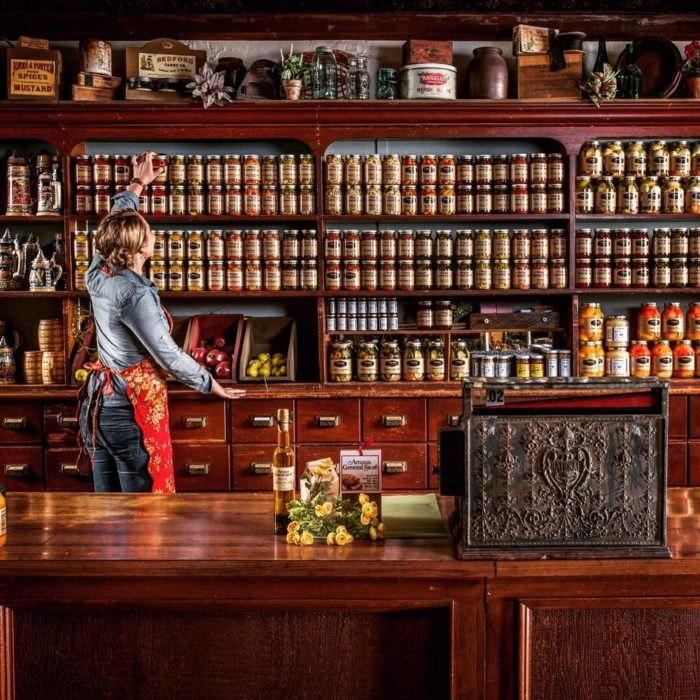 The Charming Amana General Store Is The Oldest In All Of Iowa