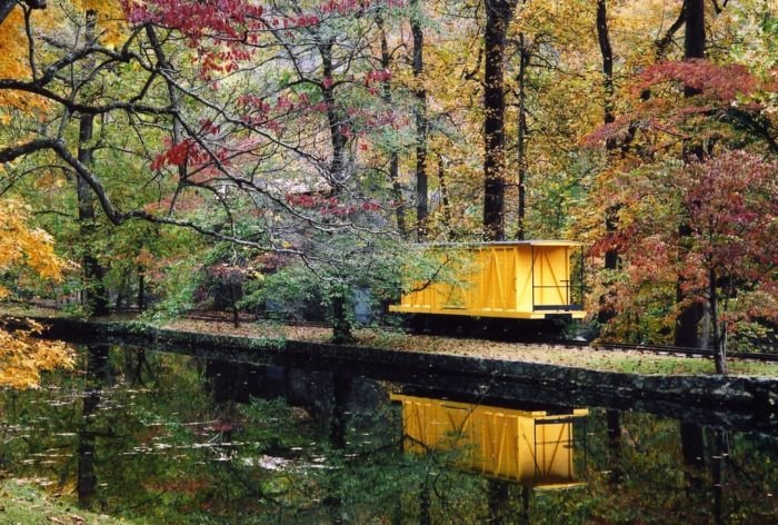 This Secluded Restaurant In Delaware Is One Of The Most Beautiful Places You'll Ever Dine