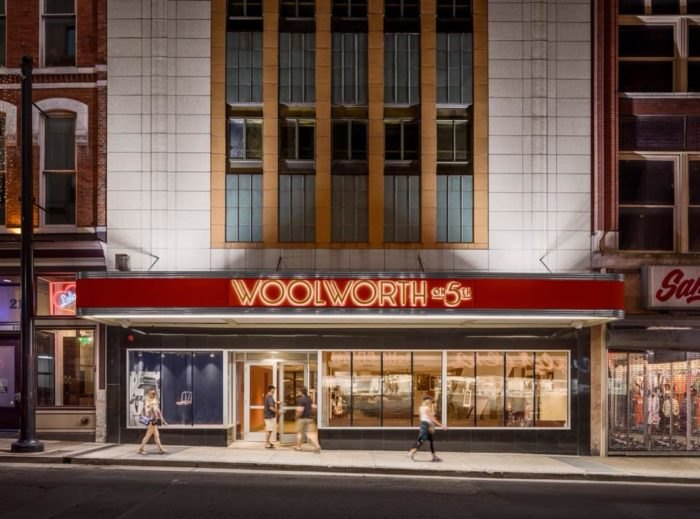 Nashville's Woolworth On 5th Was Home To Sit-Ins During The