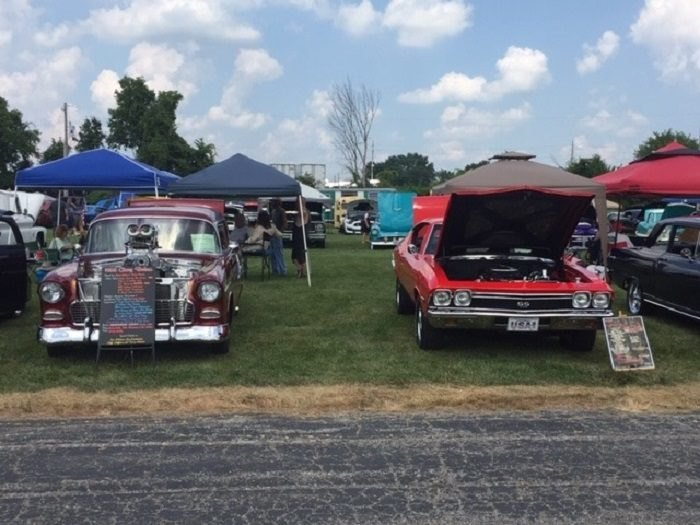Kci Car Cruise Show Is A Classic Car Show In Missouri