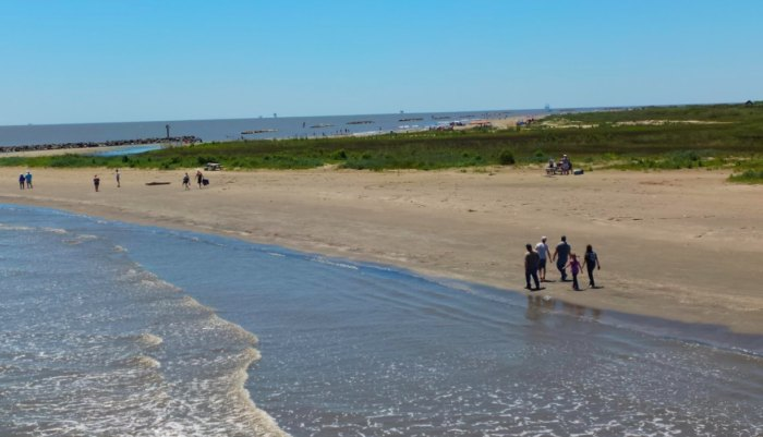 Grand Isle Beach Is Best White Sand Near New Orleans