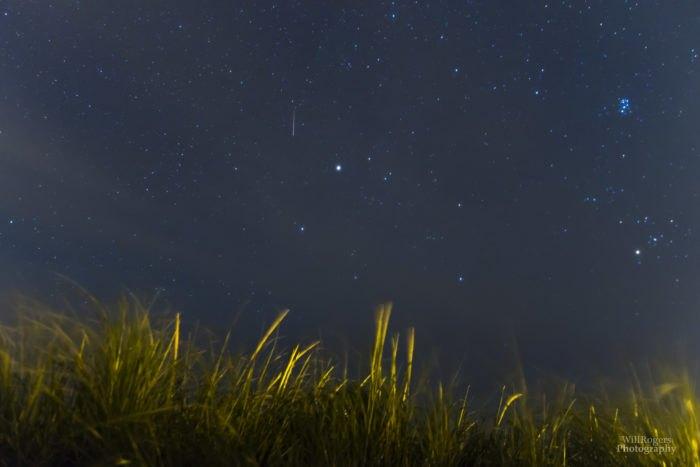 The 2019 Perseid Meteor Shower Will Peak On August 12