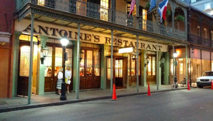 Here Are 12 Of The Oldest Restaurants In New Orleans
