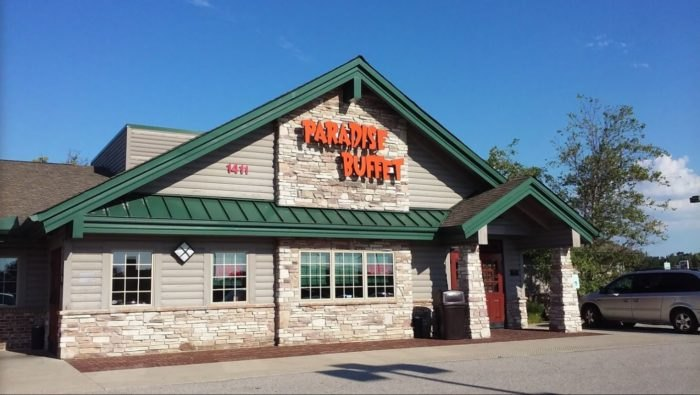 Awe Inspiring Paradise Buffet In Auburn Indiana Is The Best Buffet Download Free Architecture Designs Grimeyleaguecom