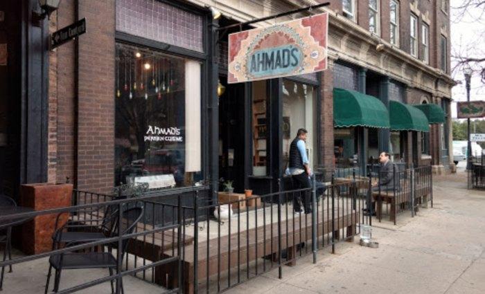 Ahmad S Persian Cuisine In Omaha Nebraska Serves Authentic Food