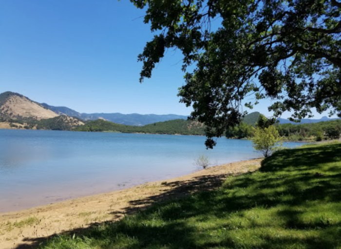 Oregon's Emigrant Lake Has A Natural Waterpark That's The Perfect Place To Spend A Summer's Day