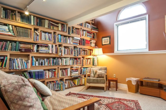 Stay Overnight At The Book House In Bend, Oregon