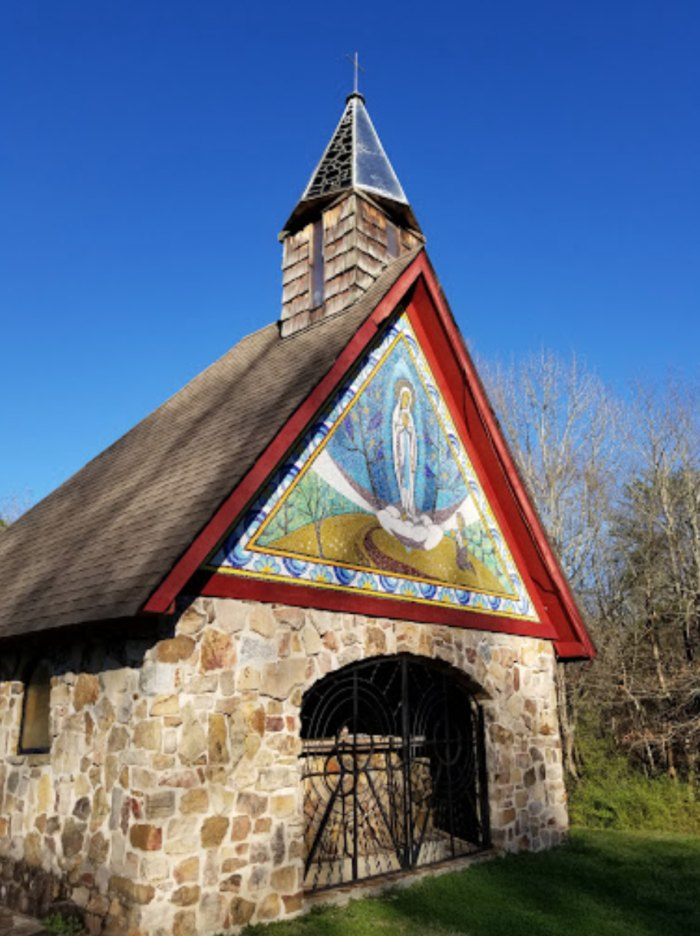 Most People Don T Know This Unique Shrine In Tennessee Exists