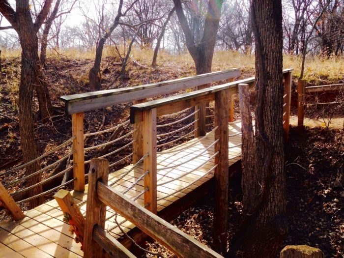 Martin Park Nature Center Is The Best Easy Hike In Oklahoma