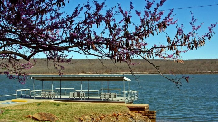 Okmulgee And Dripping Springs Lake & Recreation Area: An