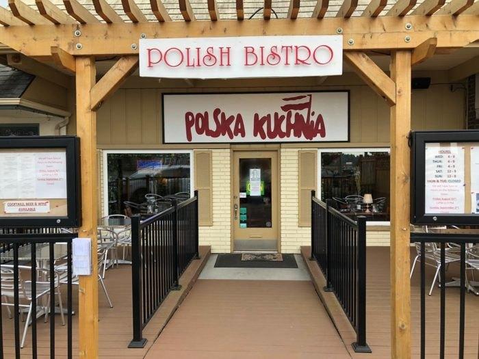 Polska Kuchnia In Stanwood Washington Has Delicious Polish Food