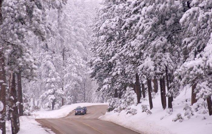 Farmers Almanac Predicts South Dakota Winter 2020 To Be Frigid