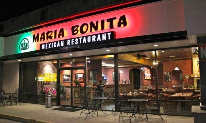 Maria Bonita In Orem Utah Serves Delicious Food In Huge