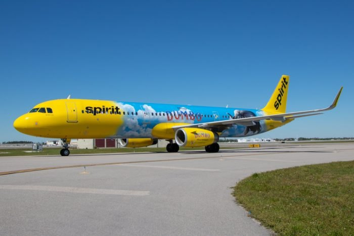Stupendous Spirit Airlines Will Soon Offer A Perk To Those Traveling In Uwap Interior Chair Design Uwaporg