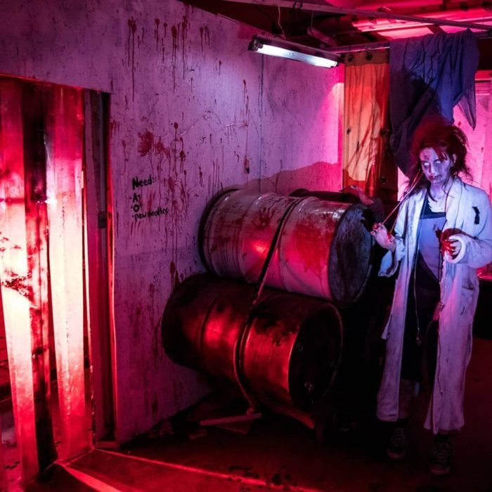 Haunted Basement In Minnesota Is So Scary You Have To Sign