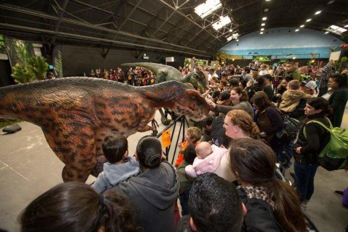 Jurassic Quest Is Fun Dinosaur-Themed Event In Michigan
